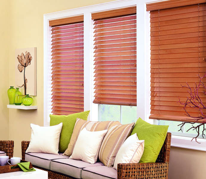Wood Blinds Vancouver | Universal Window Coverings