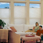 Duette honeycomb blinds - Vancouver