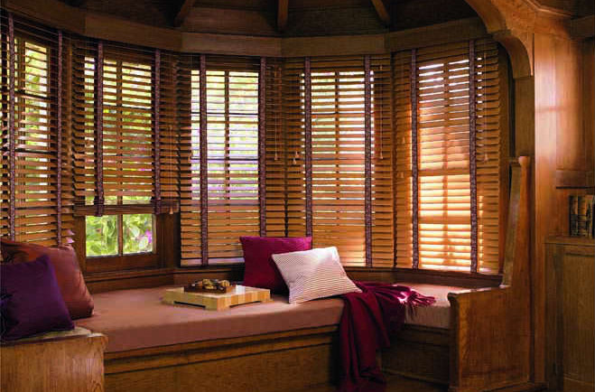 Wood Blinds Vancouver
