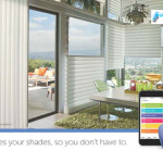 automated luminette sheer and sihouette shades