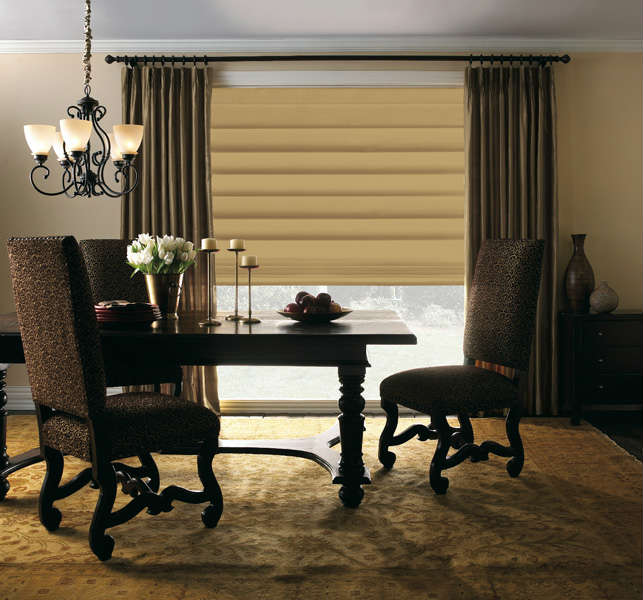 Roman Shades Vancouver