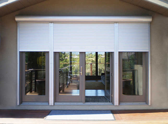 4 Types Of Exterior Window Shutters Universal Blinds